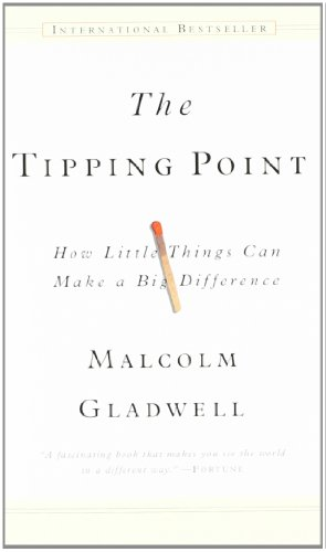 Image result for malcolm gladwell the tipping point