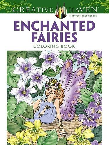 9780486799186 Creative Haven Enchanted Fairies Coloring Book Creative Haven Coloring Books Abebooks Lanza Barbara 0486799182