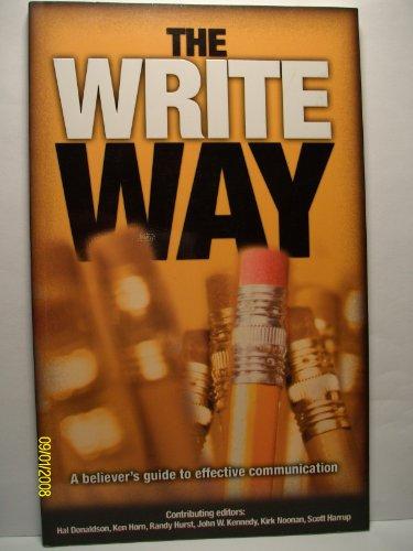 The Write Way: Johnnie Barnes