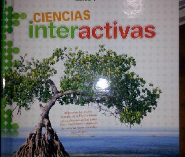9781256515036 Florida Curso 1 Ciencias Interactivas Pearson