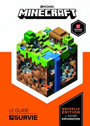 9782075139090 Minecraft Le Guide De Survie French Edition Abebooks Milton Stephanie 2075139091