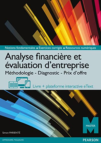 9782744076497  Analyse financi    re et     valuation d entreprise  livre     Top Search Results from the AbeBooks Marketplace