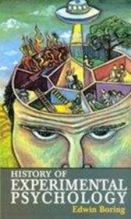 9788130708904: History of Experimental Psychology