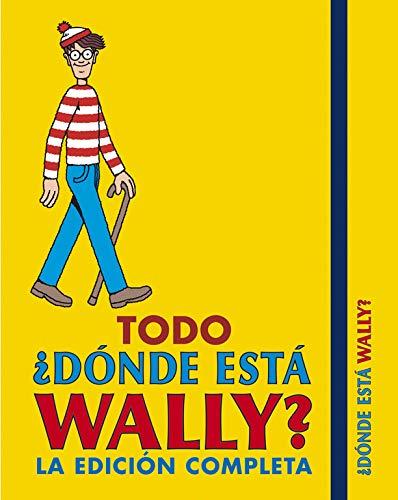9788415579267: Todo ¿Dónde está Wally? (Colección ¿Dónde está Wally?): La  edición completa - IberLibro - Handford, Martin: 8415579268