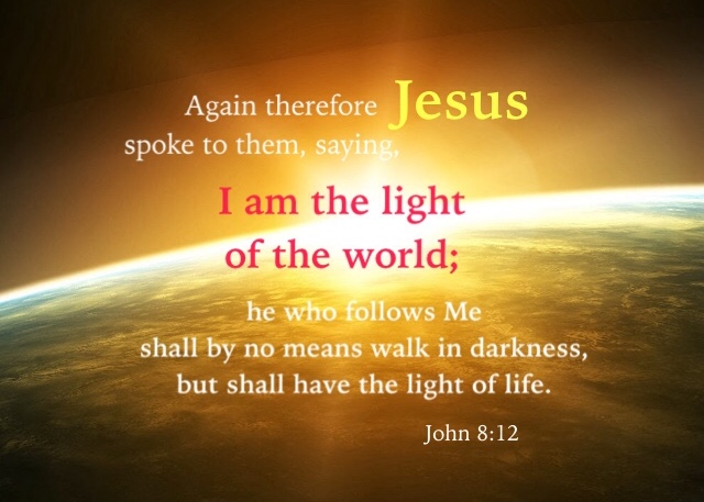 Image result for walk in the light