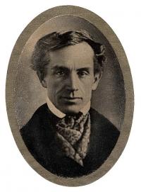 Samuel Morse in 1840.Public Domain.