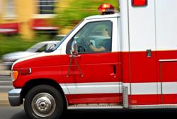 EMTs brave Hurricane Sandy to help those in need
