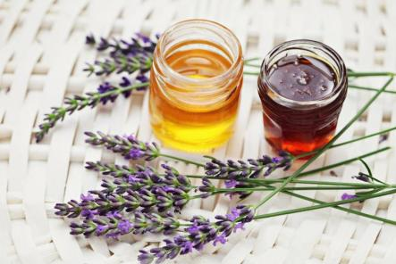 Adding a lavender essential oil to your everyday routine can bring a dose of calmness.