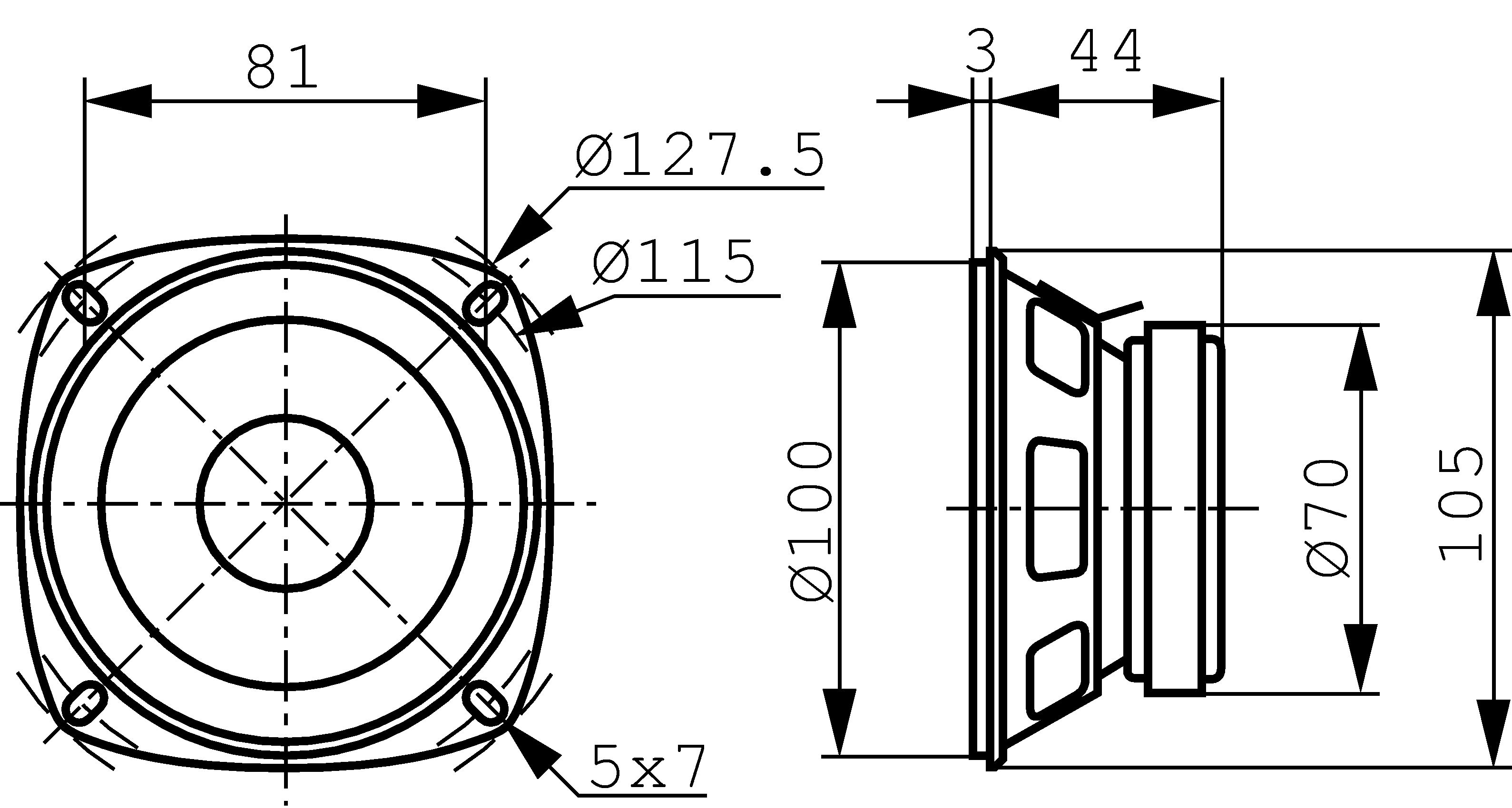 8 Ohm Speaker Parts