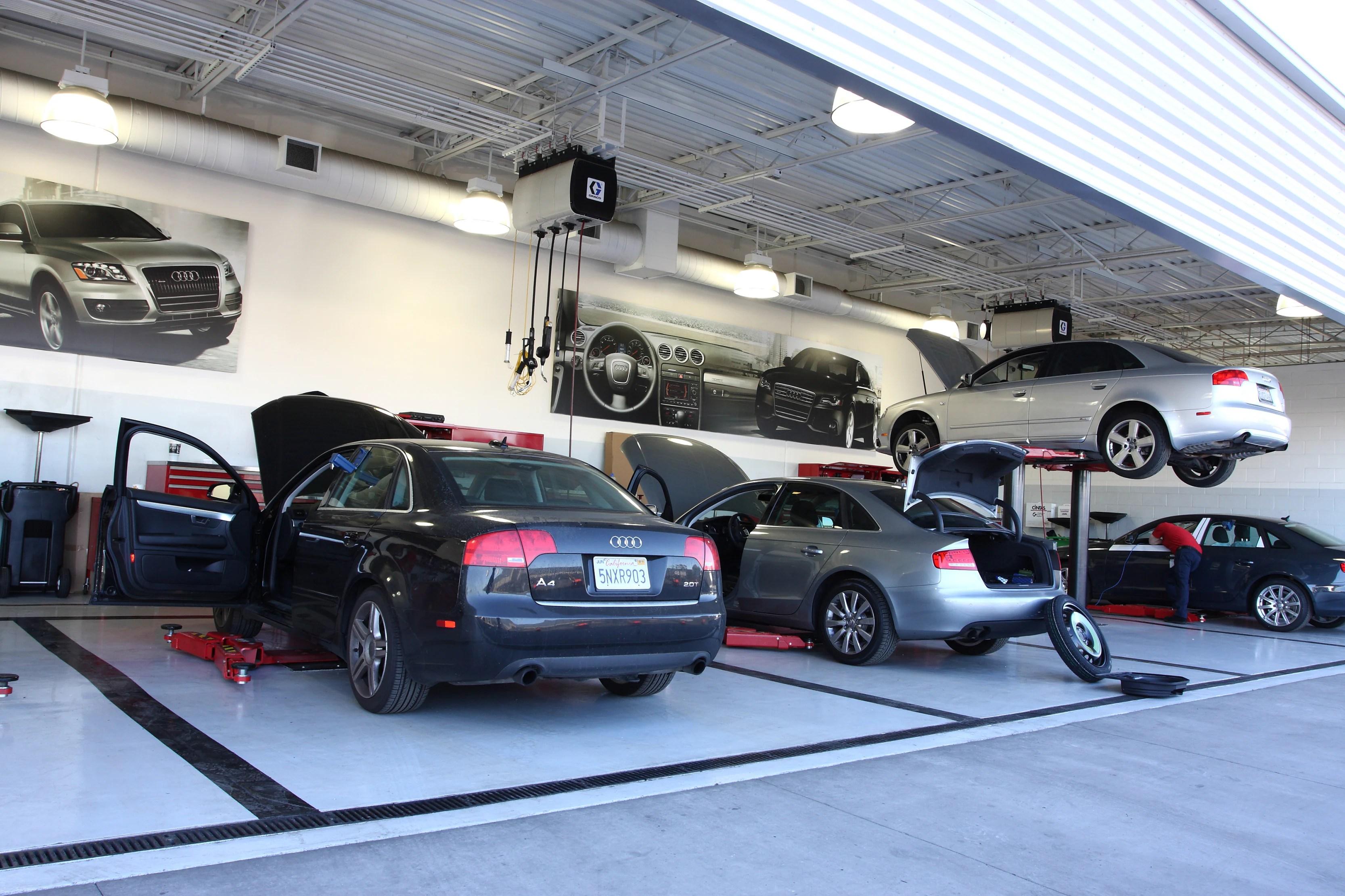 Audi Service Center in Escondido CA