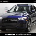 Buy Or Lease A Used 2020 Audi Q5 For Sale In Mentor Oh Stock Wsl2492