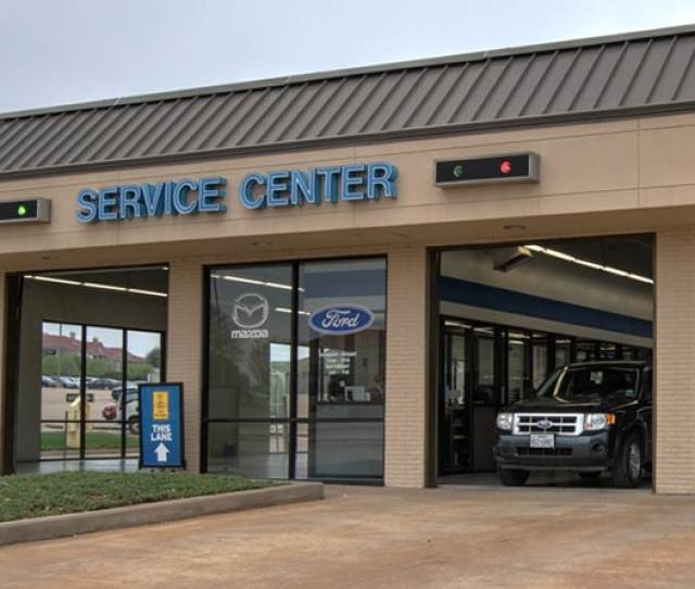 Trusted Ford Service