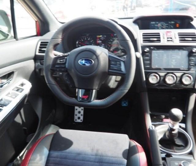 New 2018 Subaru Wrx Sti Sedan For Sale Boardman Ohio
