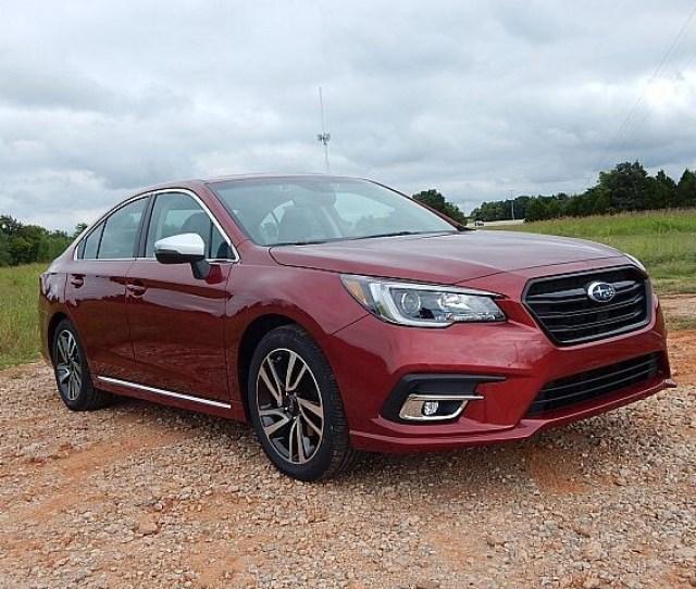 New  Subaru Legacy  I Sport Sedan K For Sale In Oklahoma City