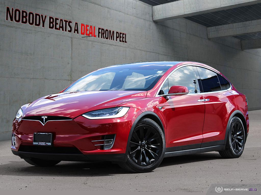 Used 2017 Tesla Model X 100d7 Passsummonenhanced