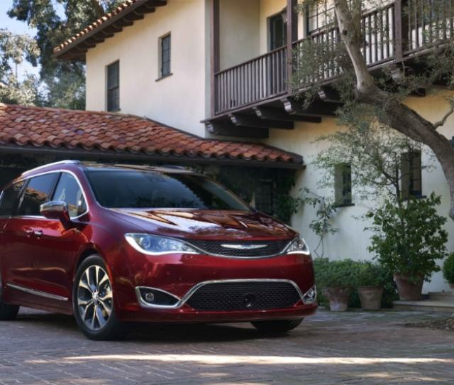 Chrysler Pacifica Lease Deals Near Erie Pa
