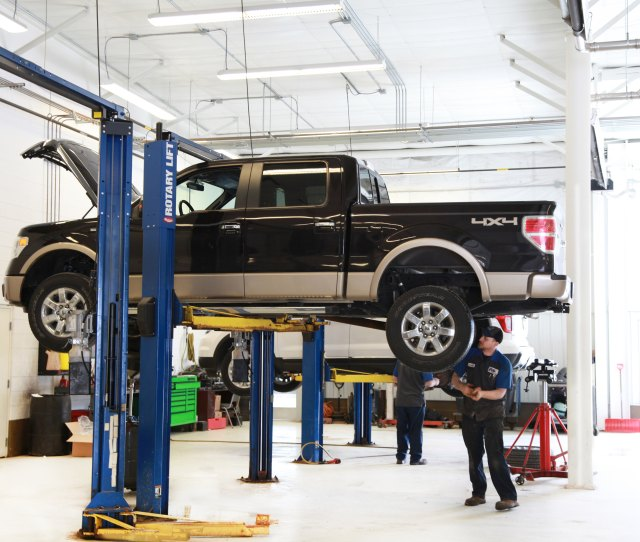 Among The Many Ways That Our Skilled Technicians Keep Your Car In Excellent Shape Is A Commitment To Using Only Certified Ford Parts