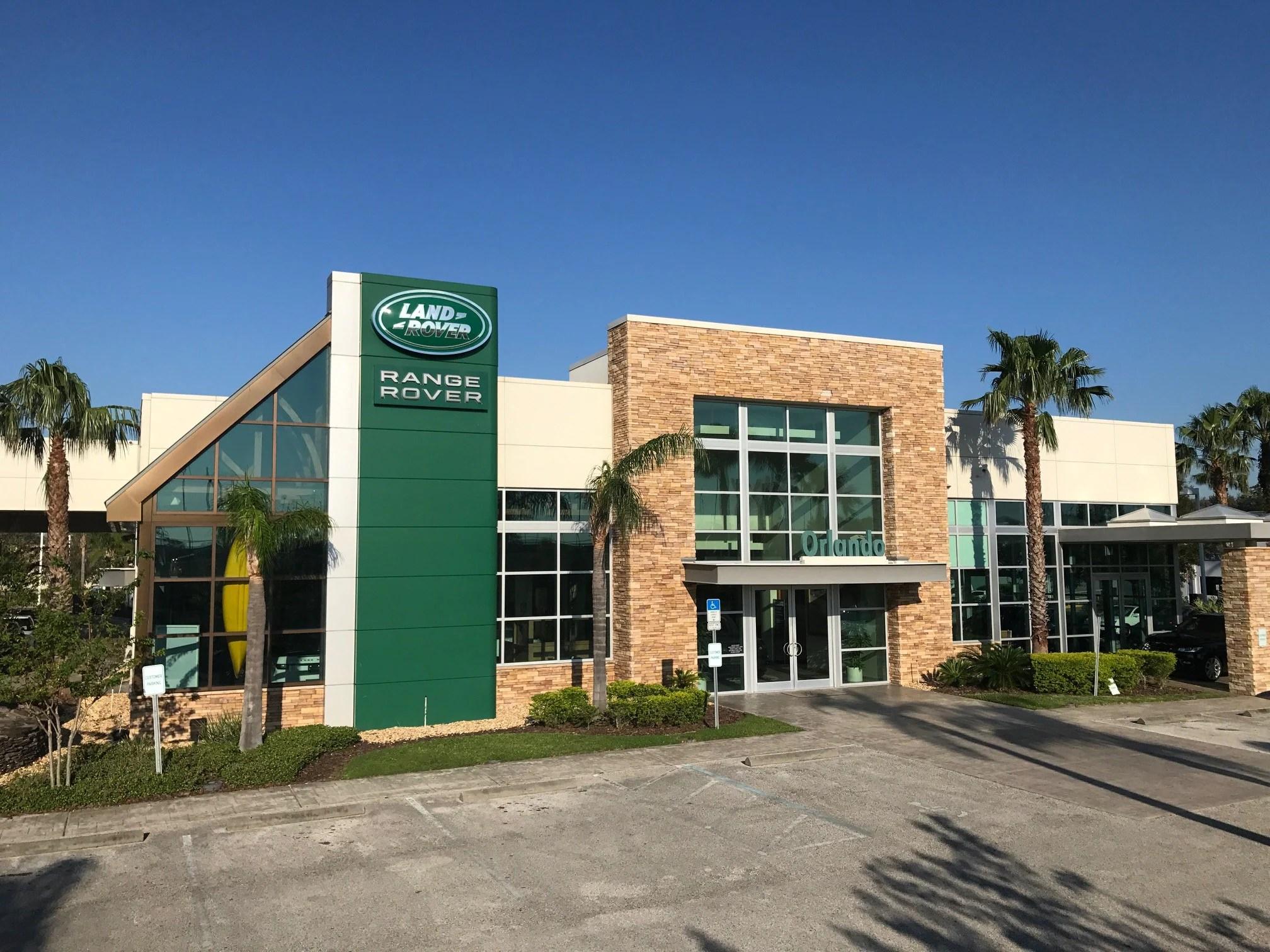 The Land Rover Orlando Story