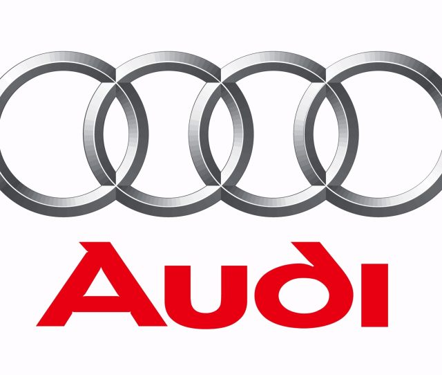 This Is The Symbol That Will Become Synonymous With A Brand It Must Be Simple Yet Iconic And It Does Not Get Much More Iconic Than Audi