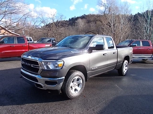 New 2019 Ram 1500 Tradesman Off Road Edition Quad Cab 4x4