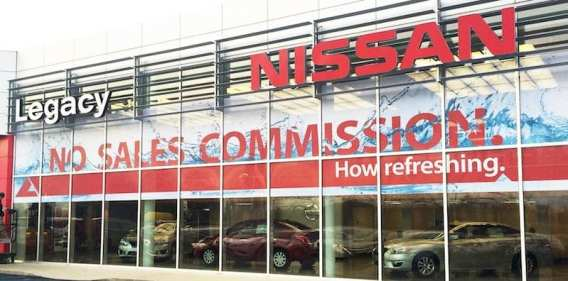 Why Buy From Legacy Nissan London Ky Nissan Dealership