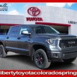 New 2020 Toyota Tundra For Sale At Larry H Miller Liberty Toyota Colorado Springs Vin 5tfdy5f10lx890888