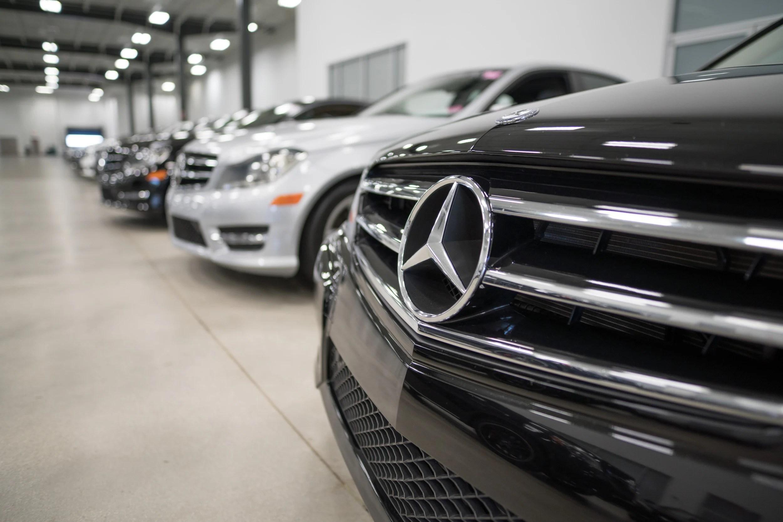 Mercedes Dealership Near Me North Houston