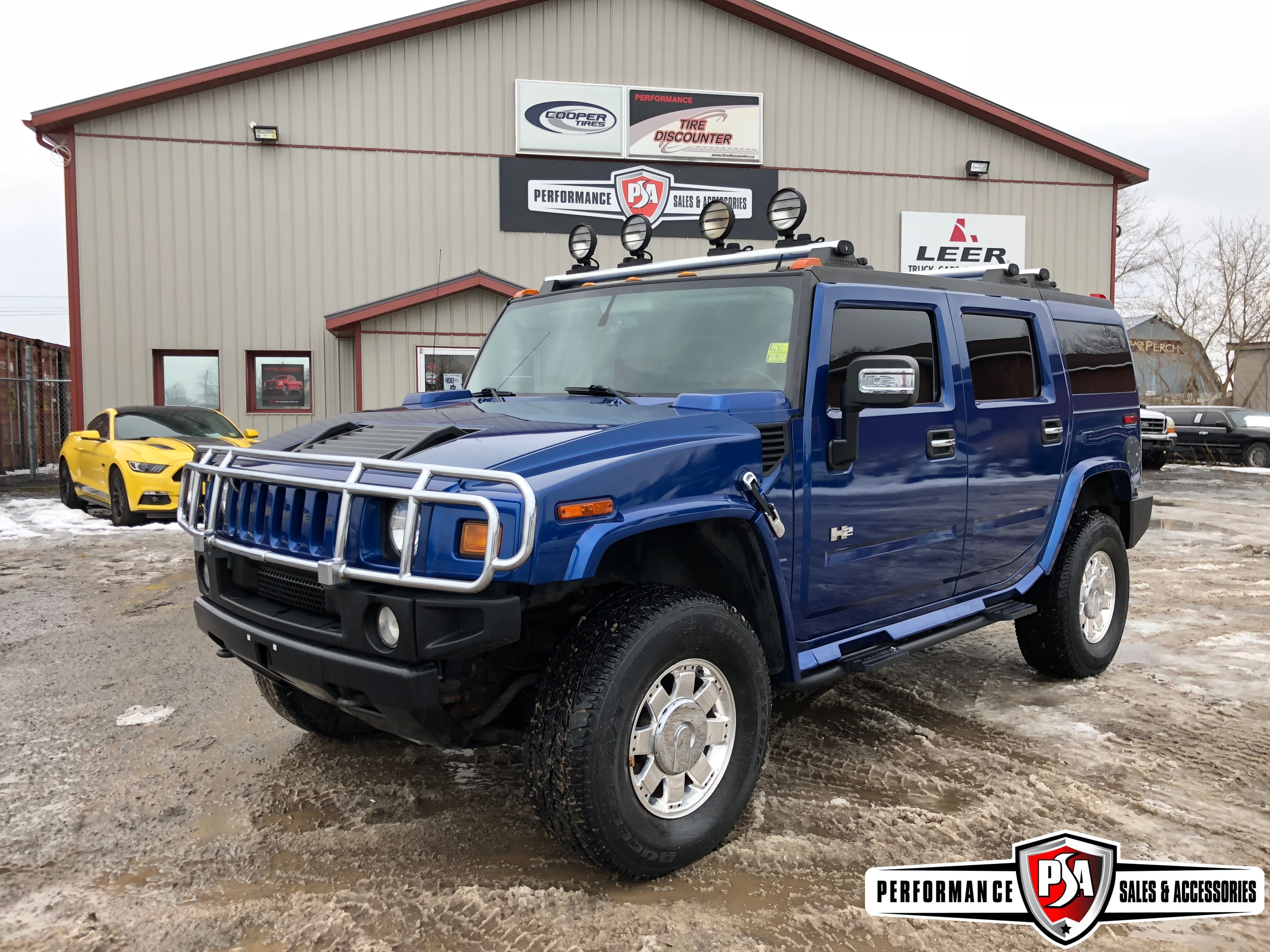 Used 2006 HUMMER H2 For Sale