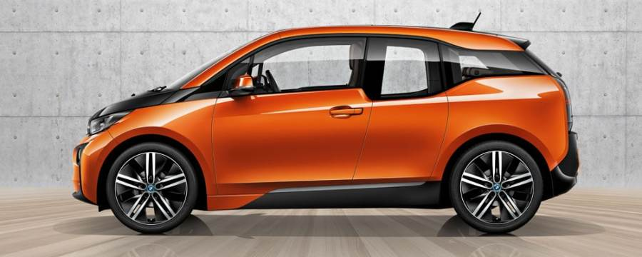 BMW i3 available at Schomp BMW