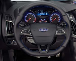 ford focus dashboard lights stay on