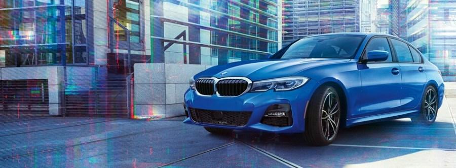 New BMW 3 Series Sedans in Houston, TX | Momentum BMW