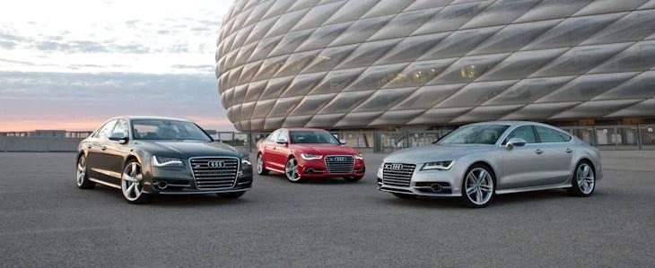 Audi miami collection