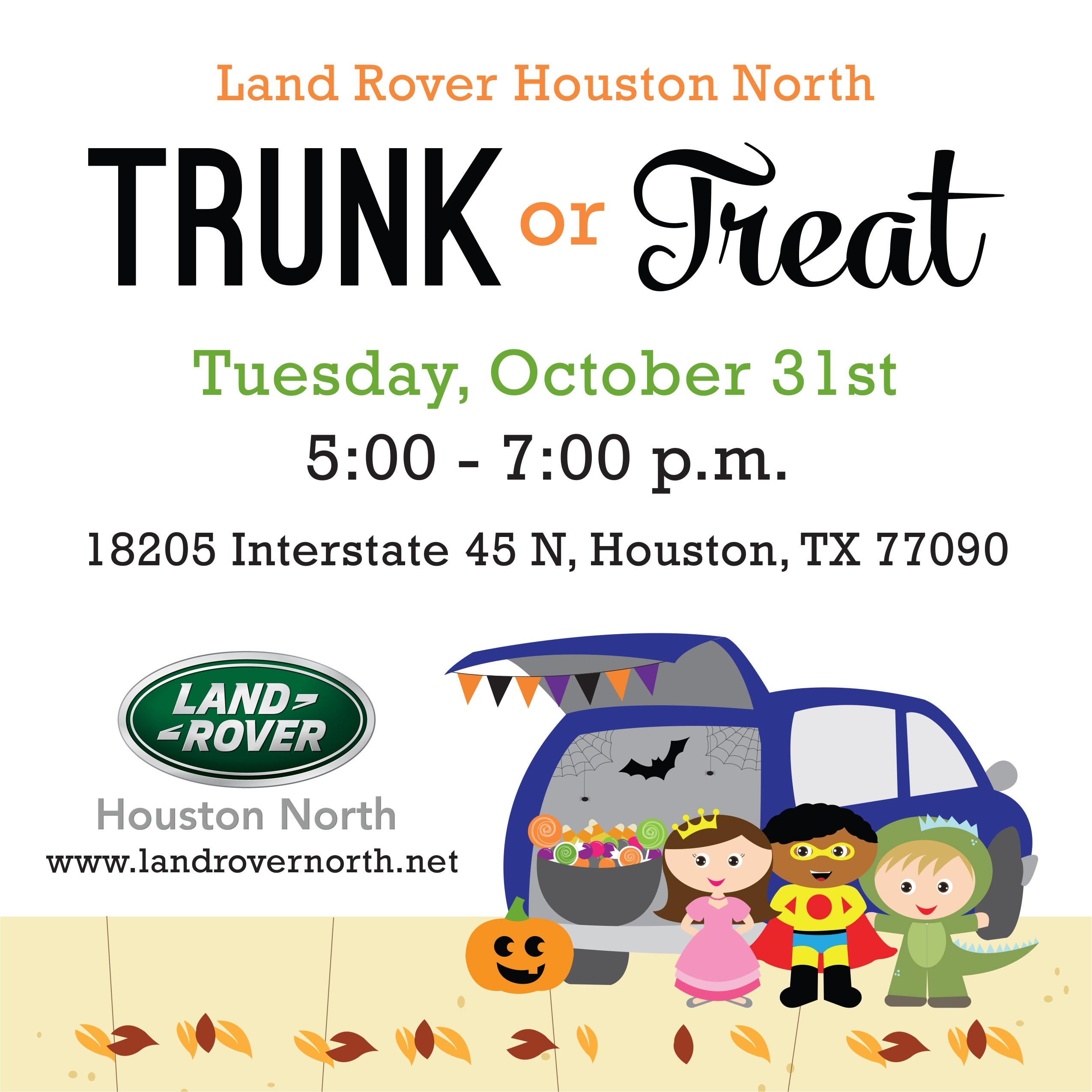 The Dealership Blog for Land Rover Houston North
