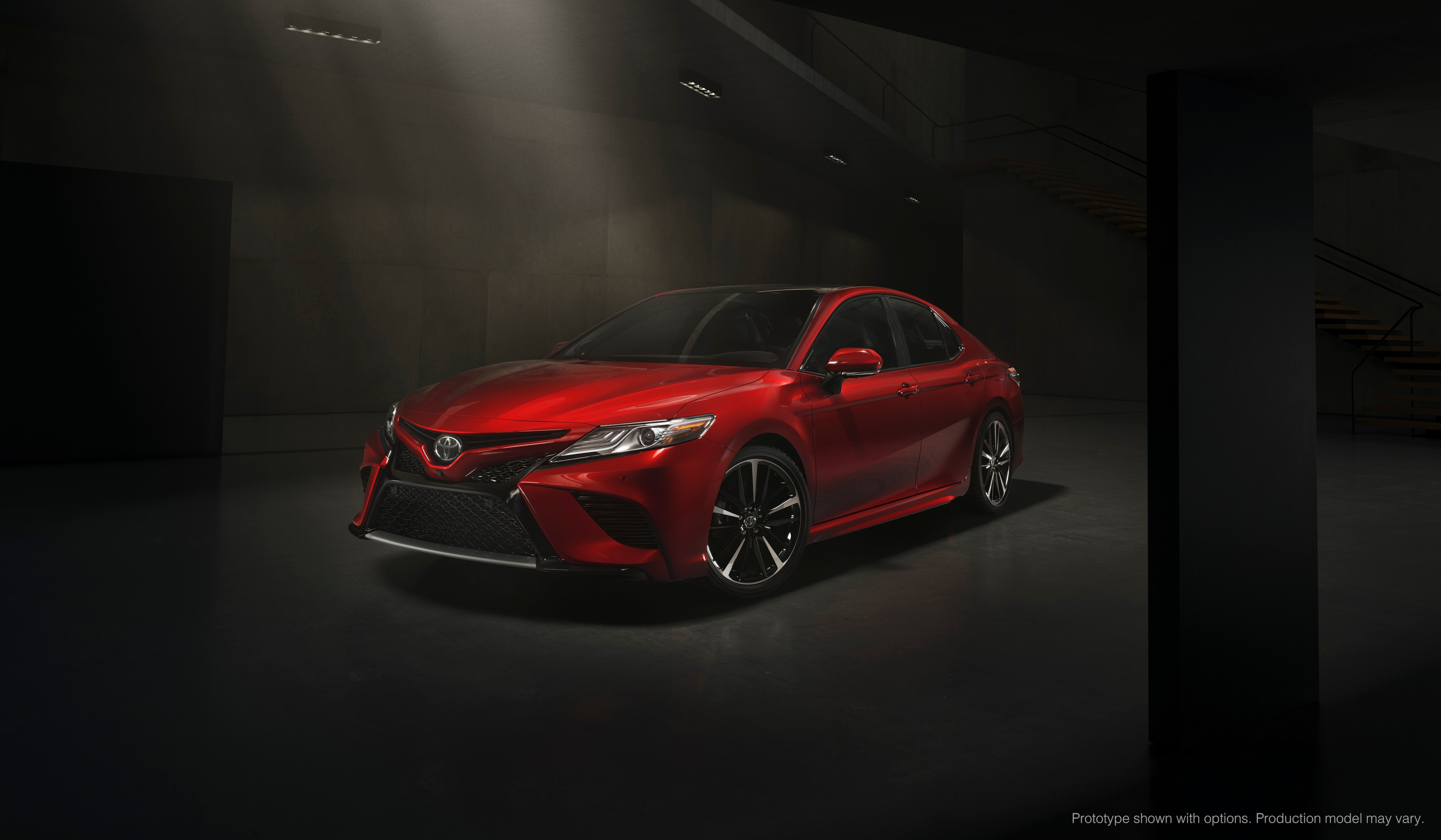 What s In Store for the 2018 Toyota Camry