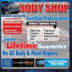 Heidelberg Area Ford Auto Body Repair Shop Woltz S Collision Repair Cente