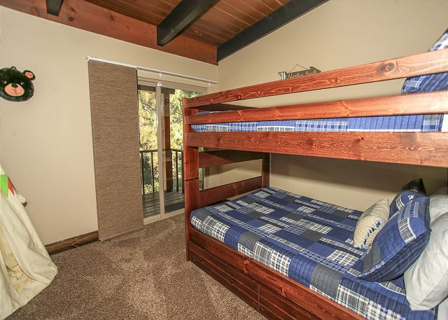 Bedroom 3 with Bunk Bed