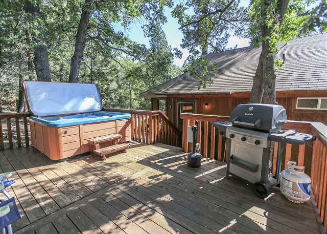 Entertain or relax in the great outdoors!