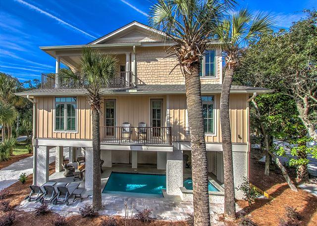 Hilton Head Beach Villa 7