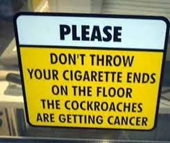 cigarettes and cancer