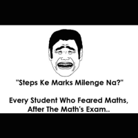 A request made by every student to the maths teacher