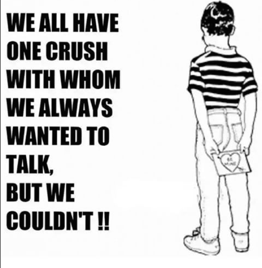 The crush of life - always a distant dream
