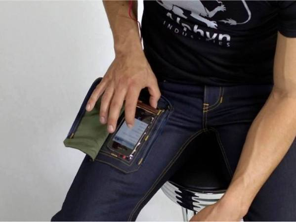 The new and trendy mobile pocket