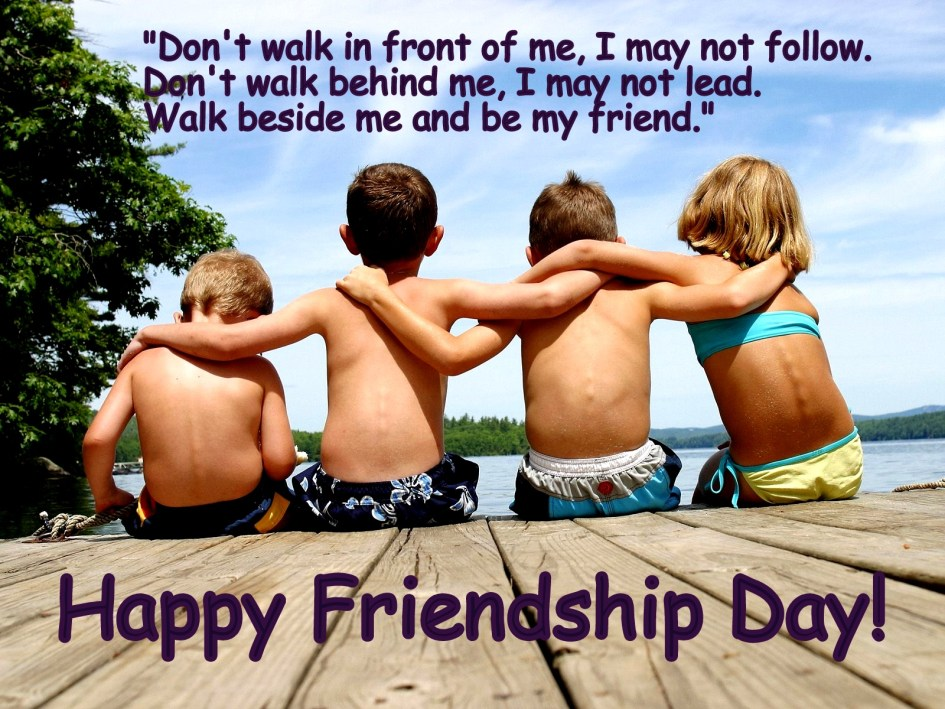 Happy Friendship Day 2015 to everyone