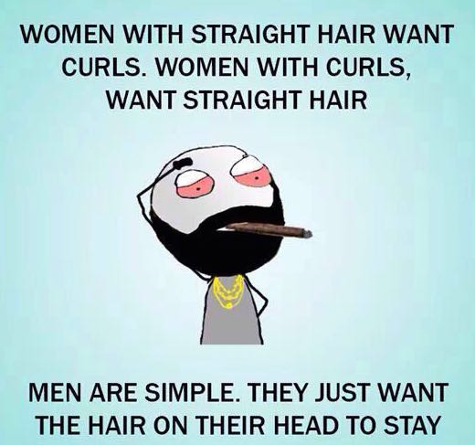 Beautiful Hairs tip for men and women