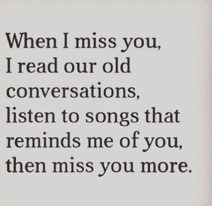 Read-coversation-listen-to-songs-miss-you-more