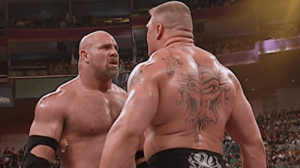 goldberg-vs-brock-lesnar-for-wwe-survivor-series-2016