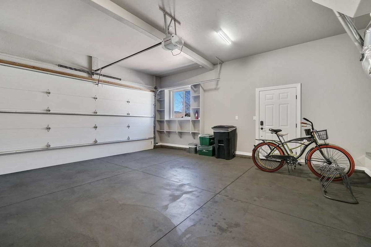Hawk House IV Two Car Garage