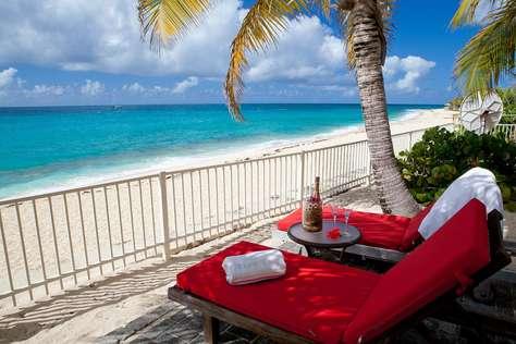 Baie Longue Beach House - 1 Bedroom Villa