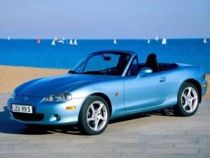 2005 Mazda MX5 Miata Review  Top Speed
