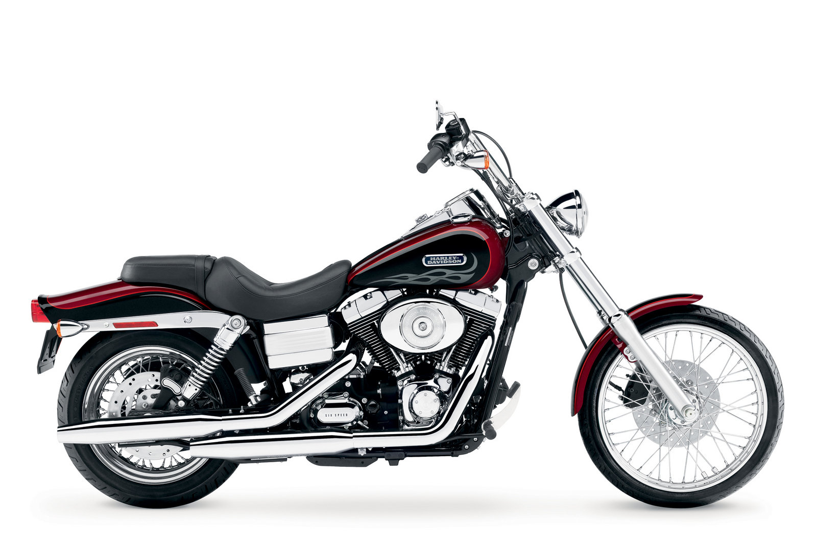 Harley Davidson Fxdwg I Dyna Wide Glide